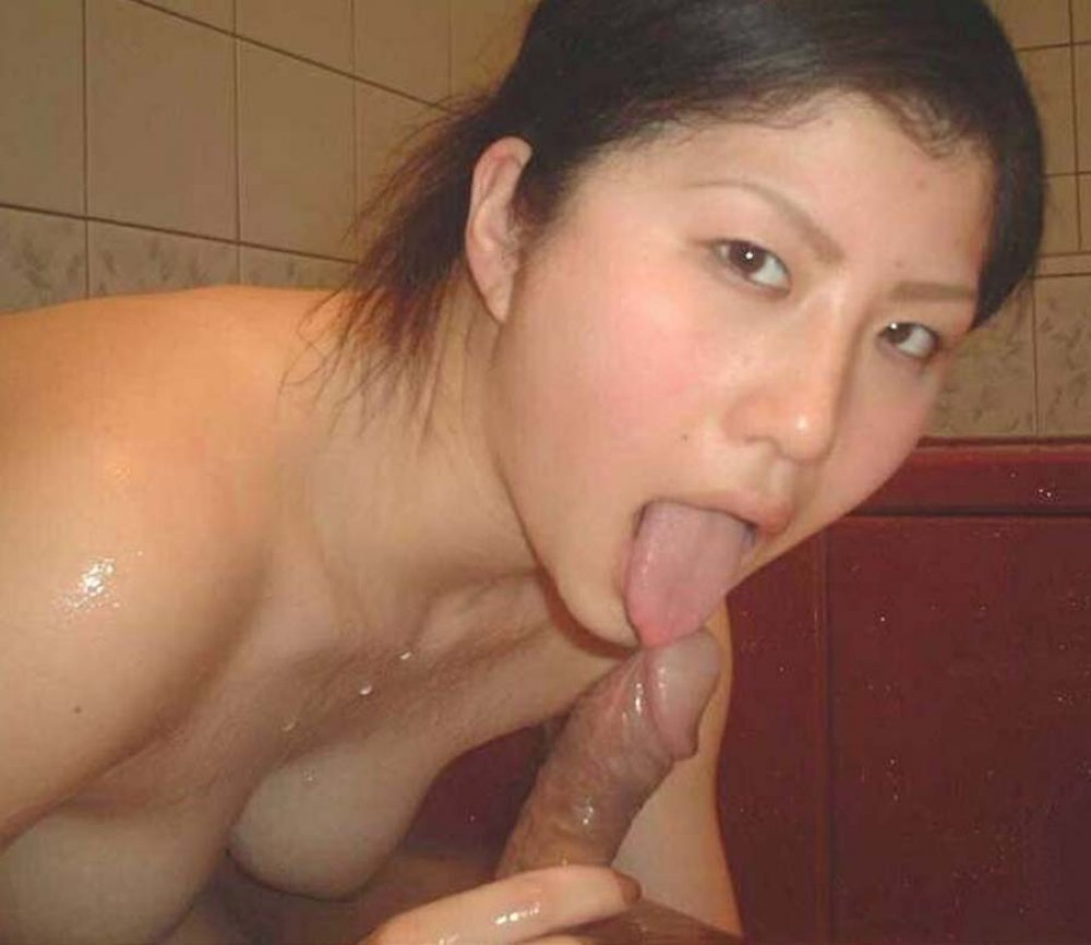 Korean Nude Blow Job