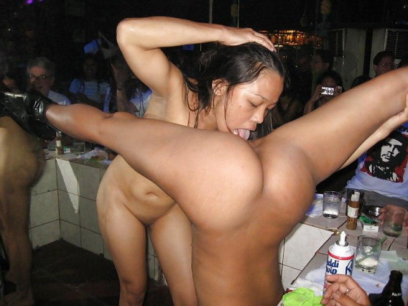 Filipina bar slut nude naked images