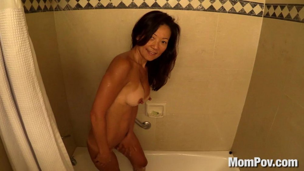 Savannah asian milf
