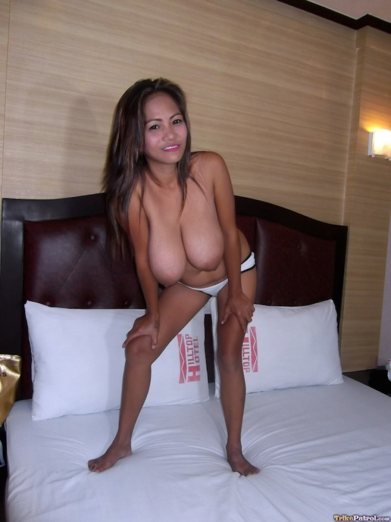 Filipina big tit pinay sex with foreigner - 1 part 6